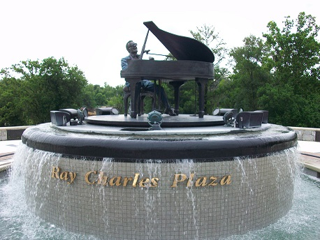 Ray Charles Plaza 50 pixel